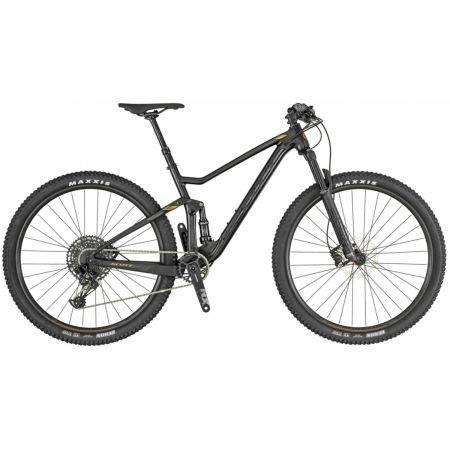 Celoodpružené horské kolo - Scott Spark 950