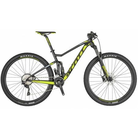 Scott Spark 970 - Celoodpružené horské kolo