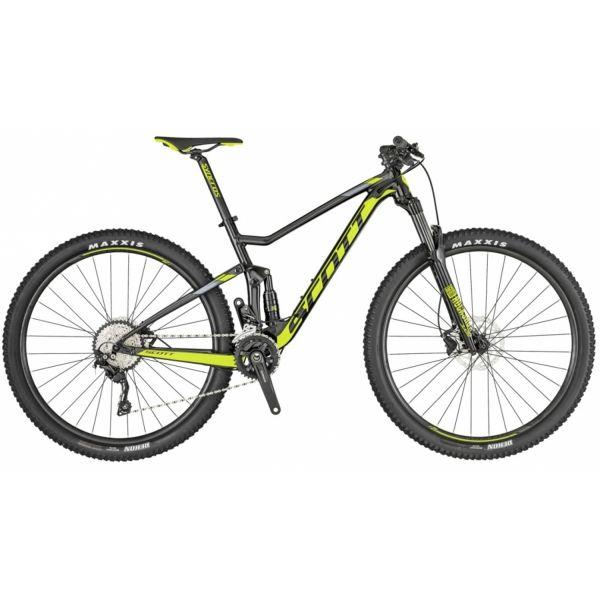 Scott Spark 970  XL - Celoodpružené horské kolo