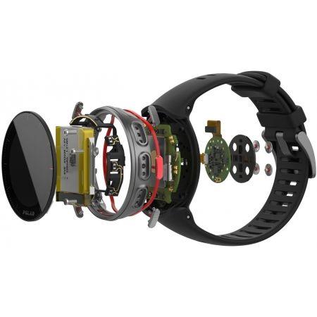 Multišportové hodinky s GPS a záznamom tepovej frekvencie - POLAR VANTAGE V - 3