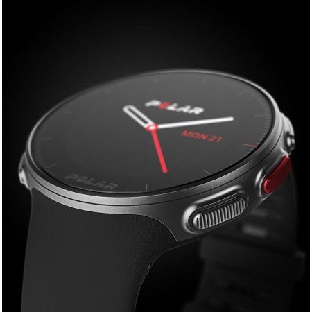 Multišportové hodinky s GPS a záznamom tepovej frekvencie - POLAR VANTAGE V - 4