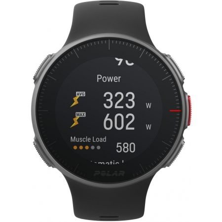 POLAR VANTAGE V - Sports watch with GPS and heart rate monitor