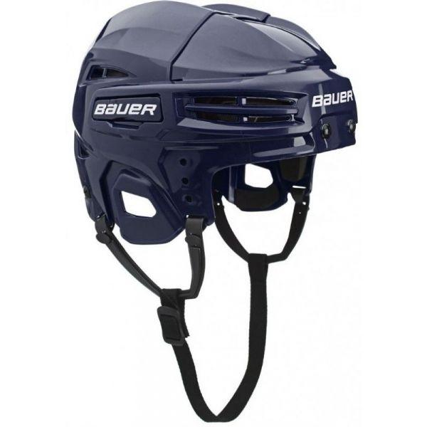 Bauer IMS 5.0 tmavě modrá S - Hokejová helma