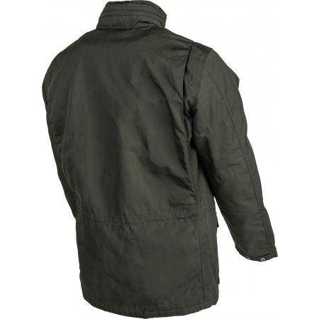 Pánská zimní bunda - Fjällräven 87128-662 Räven Padded Jacket - 3