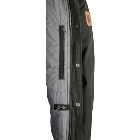 Pánská zimní bunda - Fjällräven 87128-662 Räven Padded Jacket - 5