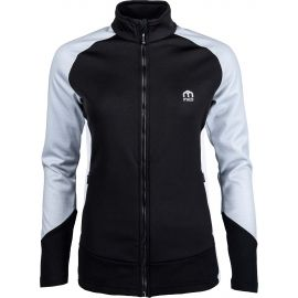 Mico HALF NECK FULL ZIP SHIRT - Дамски суитшърт