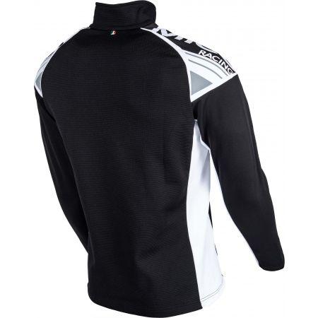 Мъжка блуза - Mico HALF NECK ZIP SHIRT - 3