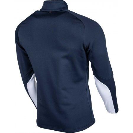 Мъжка функционална блуза - Mico HALF NECK ZIP SHIRT - 2
