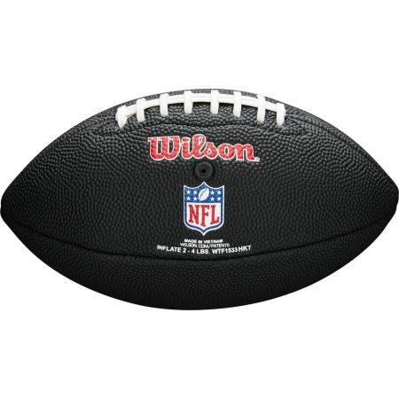 American Football - Wilson MINI NFL TEAM SOFT TOUCH FB BL SF - 3