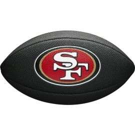 Wilson MINI NFL TEAM SOFT TOUCH FB BL SF - American Football
