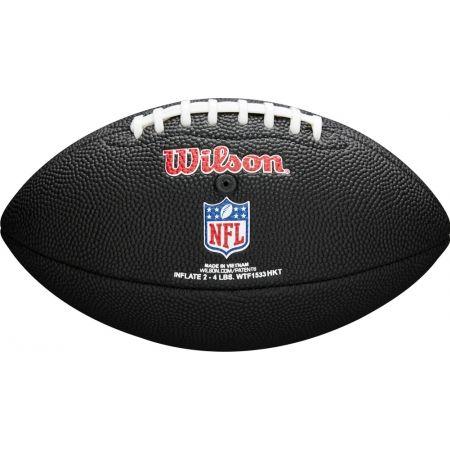American Football - Wilson MINI NFL TEAM SOFT TOUCH FB BL NG - 3
