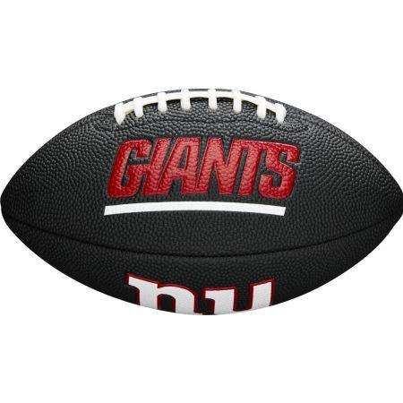 American Football - Wilson MINI NFL TEAM SOFT TOUCH FB BL NG - 2