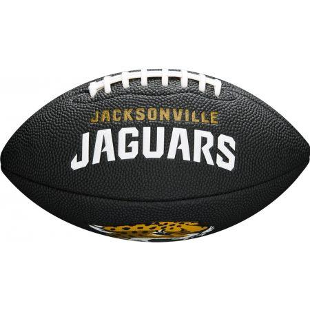 Mini míč na americký fotbal - Wilson MINI NFL TEAM SOFT TOUCH FB BL JX - 2