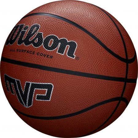 Piłka do koszykówki - Wilson MVP 295 BSKT