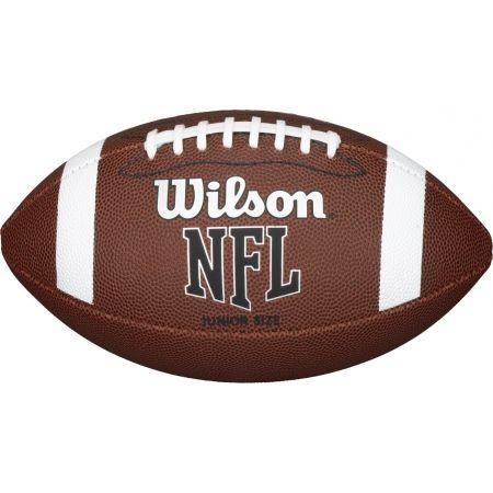 Football - Wilson NFL JR FBALL BULK XB - 1