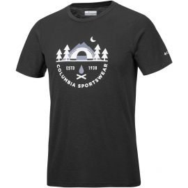 Columbia NELSON POINT GRAPHIC SHORT SLEEVE TEE - Tricou de bărbați