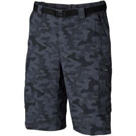 Columbia SILVER RIDGE PRINTED CARGO SHORT - Men's shorts