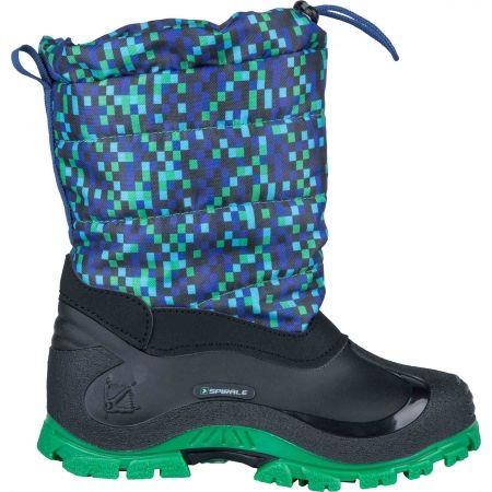 Dětská zimní obuv - Spirale K6D COLORADO - 2