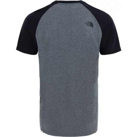 Pánské tričko - The North Face S/S RAGLAN EASY TEE M - 2
