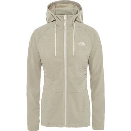 Dámská mikina - The North Face MEZZALUNA FULL ZIP HOODIE W - 1