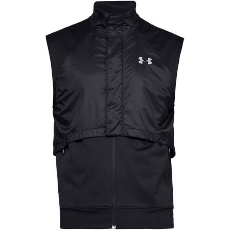 Under Armour PICK UP THE PACE INSULATED VEST - Férfi mellény futáshoz