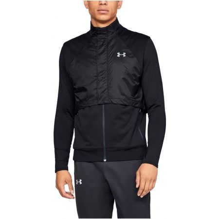 Мъжки елек за бягане - Under Armour PICK UP THE PACE INSULATED VEST - 4
