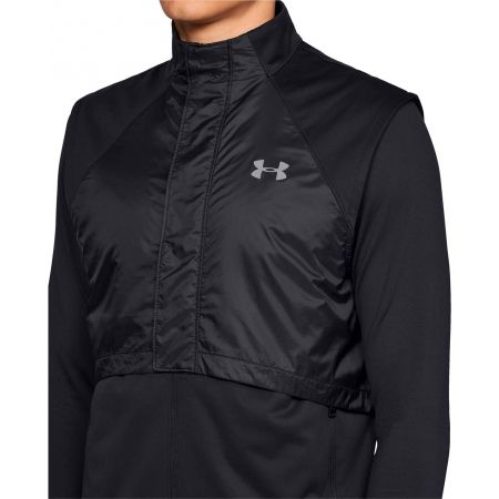 Мъжки елек за бягане - Under Armour PICK UP THE PACE INSULATED VEST - 6