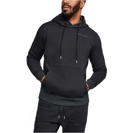 Pánská mikina - Under Armour UA PURSUIT BTB P/O HOODY - 4