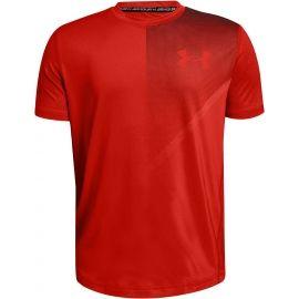 Under Armour RAID SS TEE - Boys' T-shirt