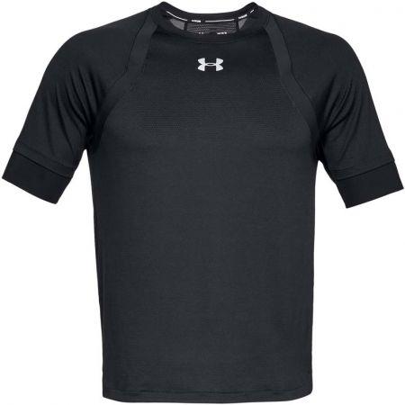 Under Armour HEXDELTA SHORTSLEEVE - Pánské běžecké triko