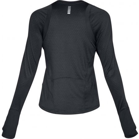 Dámské triko - Under Armour HEXDELTA LONG SLEEVE - 2