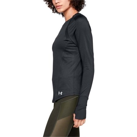 Dámské triko - Under Armour HEXDELTA LONG SLEEVE - 5