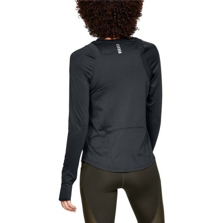 Dámské triko - Under Armour HEXDELTA LONG SLEEVE - 6