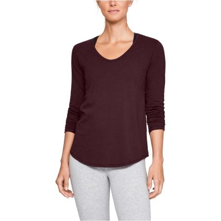 Dámské triko - Under Armour PINDOT OPEN BACK LS - 4