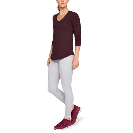 Dámské triko - Under Armour PINDOT OPEN BACK LS - 3
