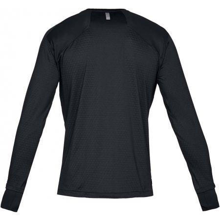 Pánske bežecké tričko - Under Armour HEXDELTA LONGSLEEVE - 2