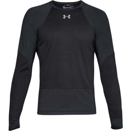 Men's running T-shirt - Under Armour UA RUN GORE-TEX WINDSTOPPER LS - 1