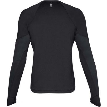 Men's running T-shirt - Under Armour UA RUN GORE-TEX WINDSTOPPER LS - 2