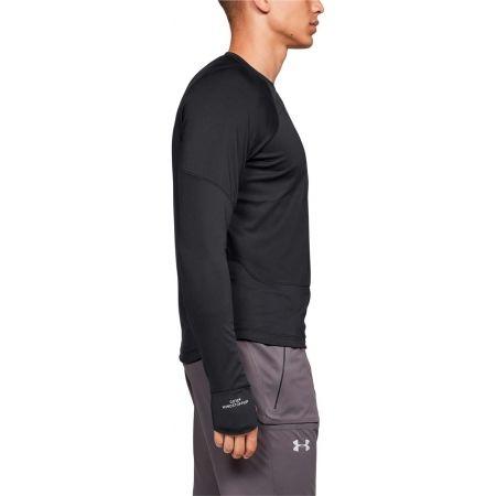 Men's running T-shirt - Under Armour UA RUN GORE-TEX WINDSTOPPER LS - 4