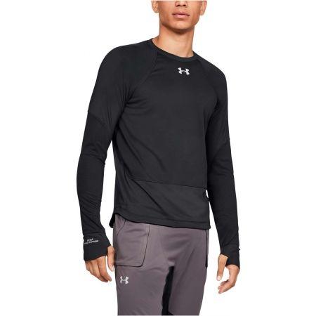 Men's running T-shirt - Under Armour UA RUN GORE-TEX WINDSTOPPER LS - 3