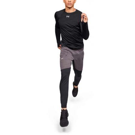 Men's running T-shirt - Under Armour UA RUN GORE-TEX WINDSTOPPER LS - 6