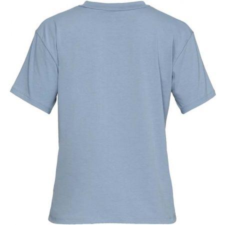 Under Armour Womens Graphic Square Logo Girlfriend Crew Short-Sleeve Shirt