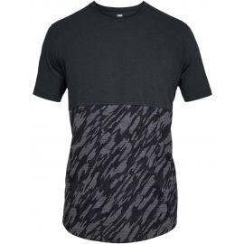 Under Armour SPORTSTYLE CAMO BLOCK TEE - Pánske tričko