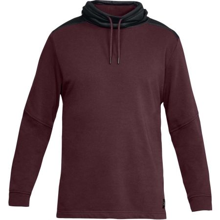 Under Armour THREADBORNE TERRY MOCK - Bluza męska