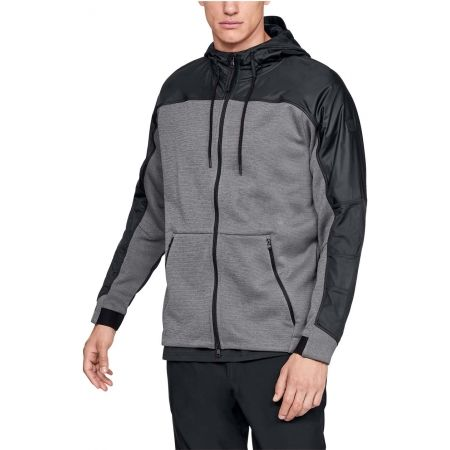 Pánska mikina - Under Armour UA COLDGEAR SWACKET - 5