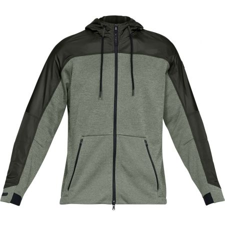 Under Armour UA COLDGEAR SWACKET - Pánska mikina