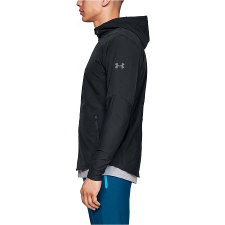 Pánska bunda - Under Armour TBORNE VANISH JACKET - 5