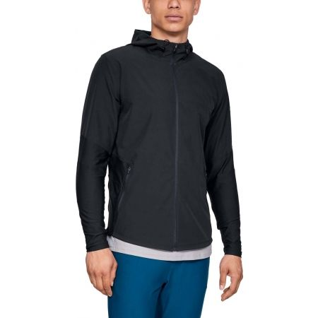 Pánska bunda - Under Armour TBORNE VANISH JACKET - 4