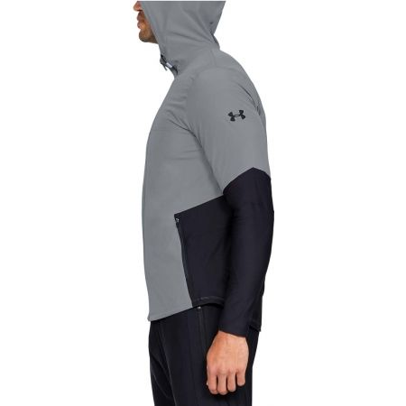 Pánská bunda - Under Armour TBORNE VANISH JACKET - 5