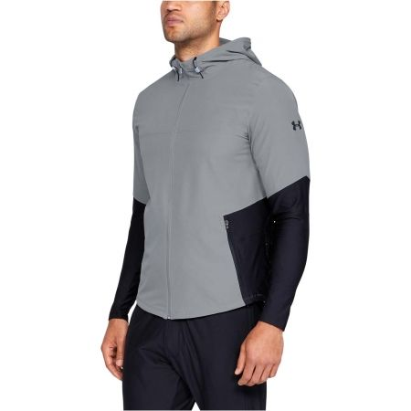 Pánská bunda - Under Armour TBORNE VANISH JACKET - 4